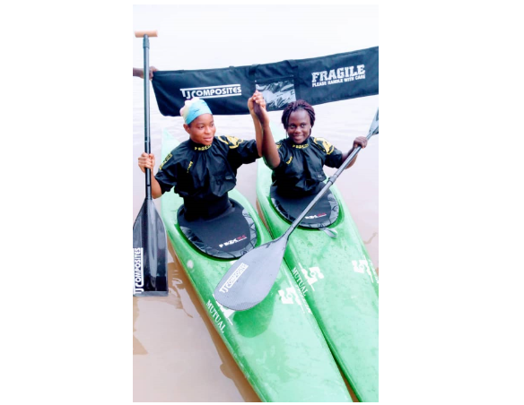 Int'l Canoe Championship: Nigerian Canoeists in contention for medals
