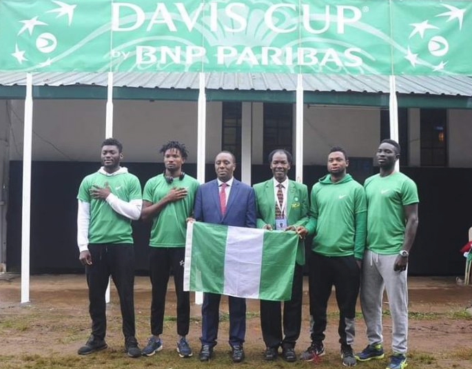 Davis Cup: Players selection based on Ranking, It's always Perfect – Isichieli