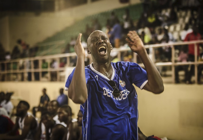 That's a first! Defenders vs AS Salé Africa Basketball League game ends in a Tie