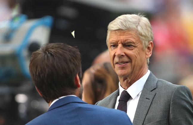 Arsene Wenger Returns to Football in France