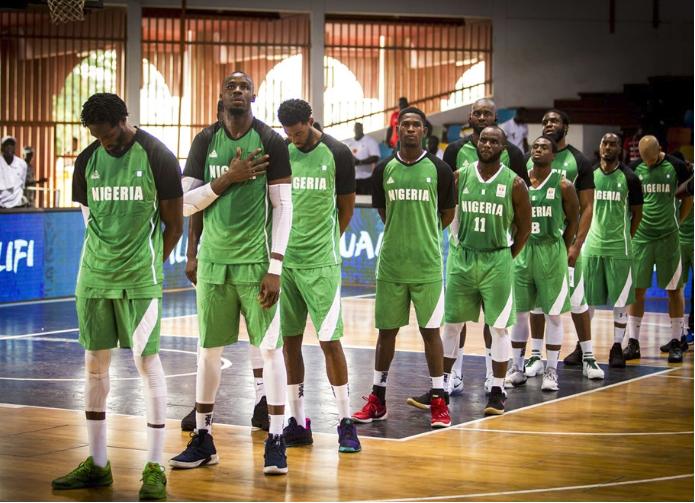 Stan Okoye reacts to D'Tigers FIBA World Cup Target