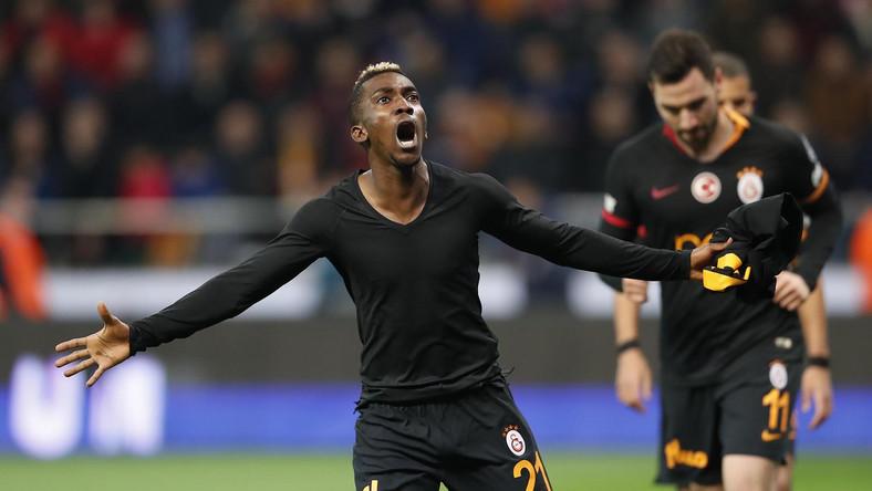 Onyekuru scores twice as Galatasary beat Obi's Antalyaspor 5-0