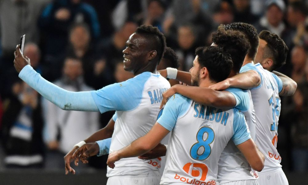 Has Mario Balotelli pulled off the greatest goal celebration of all time? (Video)