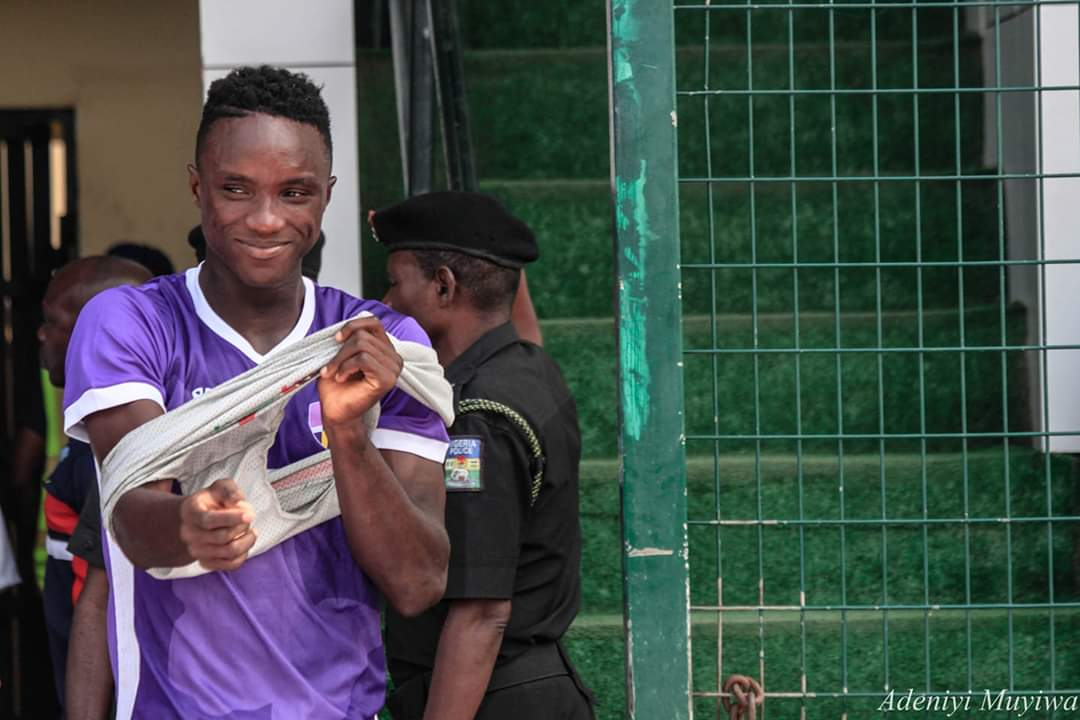 National U-23 team opportunity excites MFM youngster Akpudje