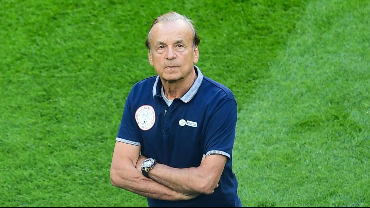 Gernot Rohr believes Super Eagles have adapted to his style of play