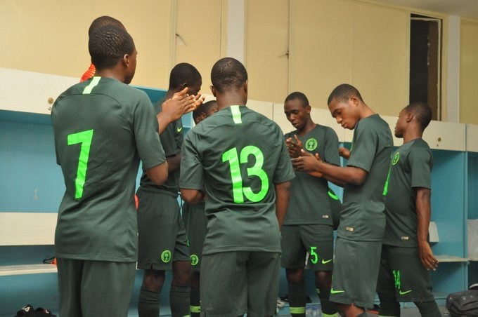 Manu Garba happy with Golden Eaglets' win against Montenegro