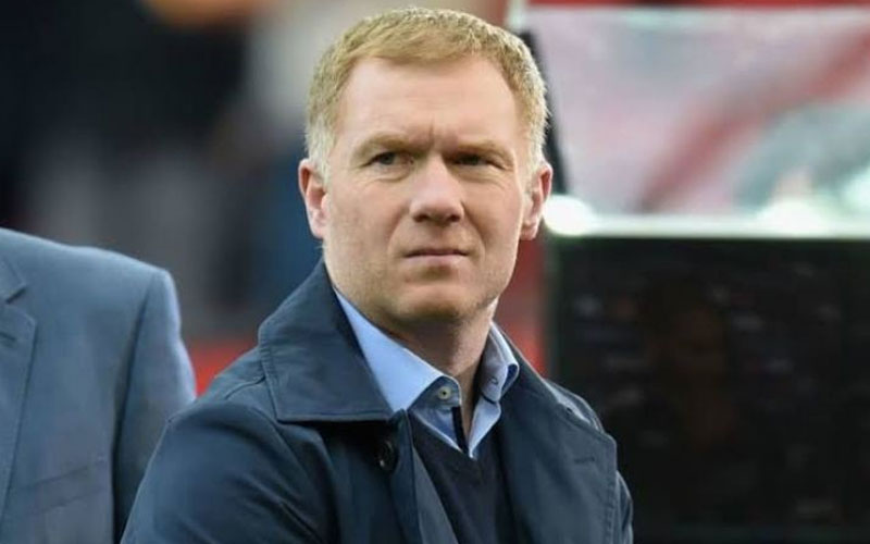 Scholes quits as Oldham Manager via Whatsapp after just 31 days in charge