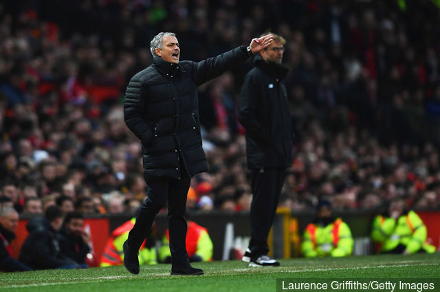Jose Mourinho warns why Liverpool title bid could collapse