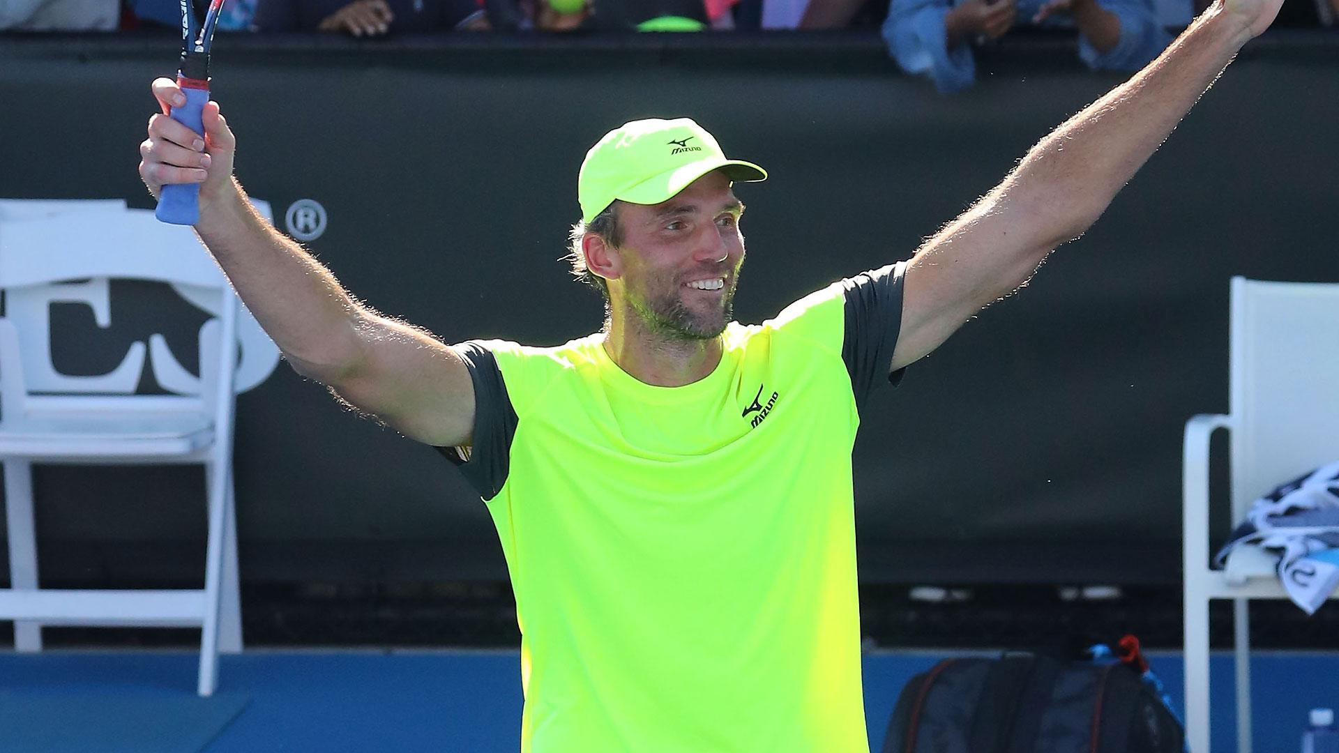 Tennis' elder statesman Karlovic not satisfied with just an ATP wins