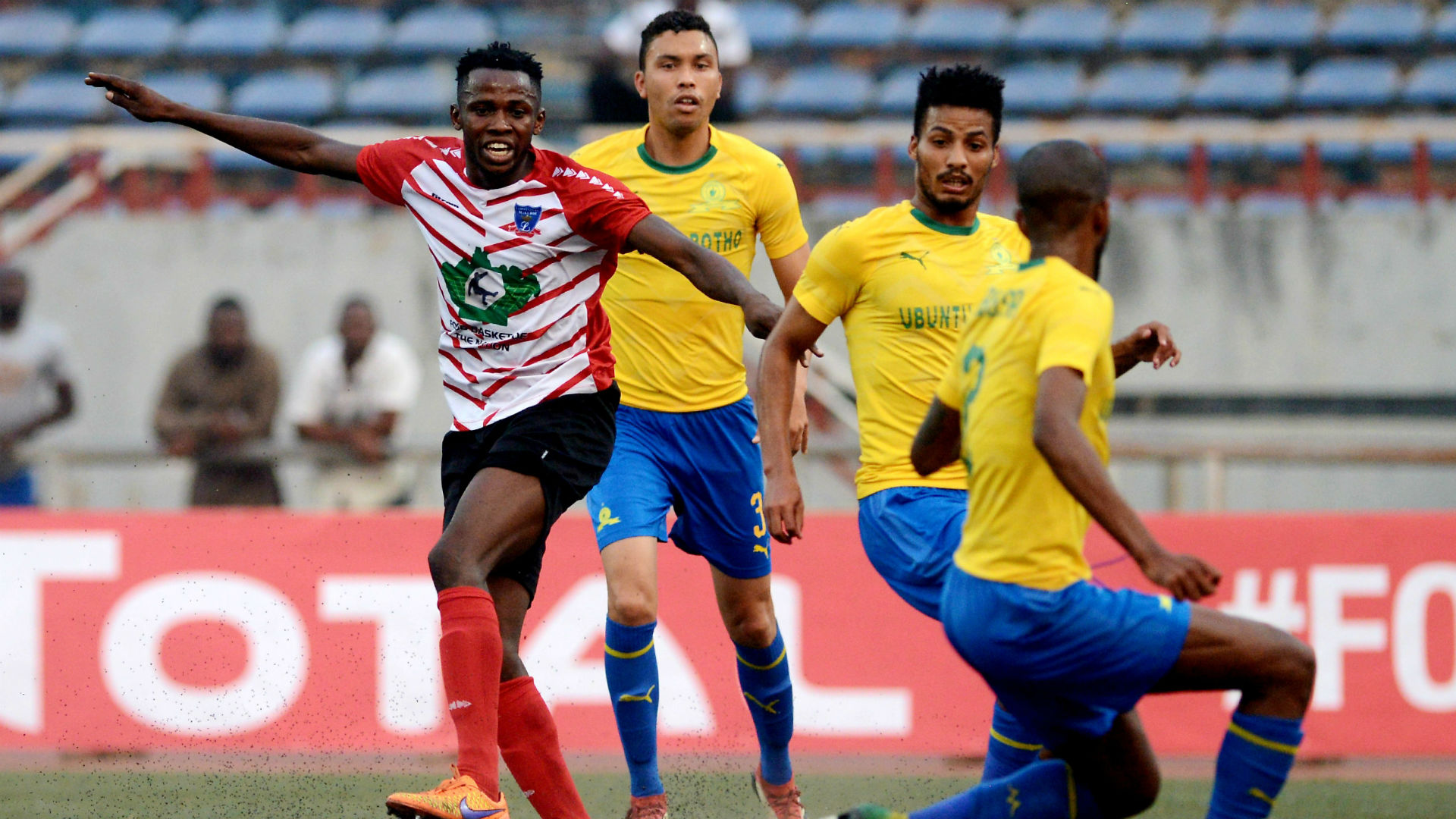 Make or Mar! Lobi Stars Chief declares fight to  finish against Sundowns