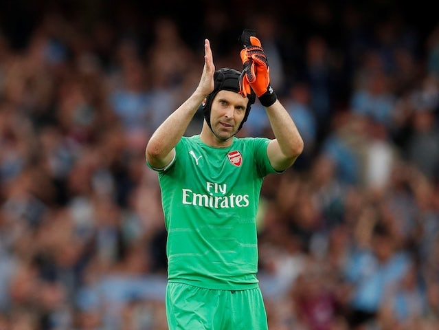Petr Cech Pulled Off A Grand Gesture After Arsenal Win In Dubai