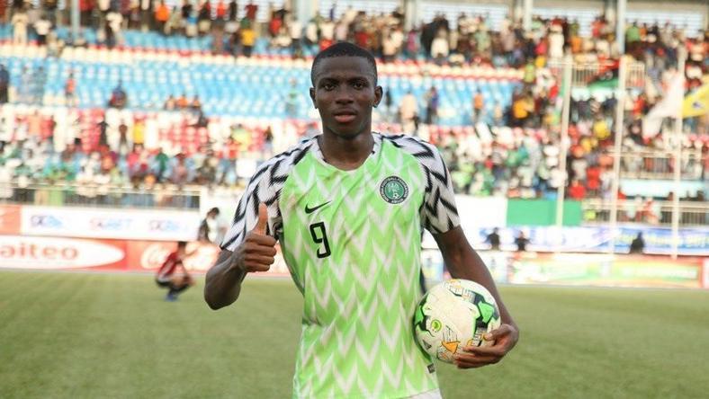 Osimhen hails Dream Team VII comeback over Libya