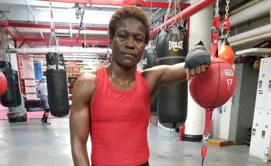 Iron Lady Helen Joseph wants to put Nigeria on the world female boxing map