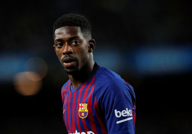 Dembele fined €10,000 for leaving rented apartment 'like a dustbin'