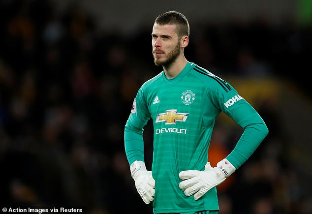 PSG ready to pay David De Gea £400,000-a-week to lure him to Paris