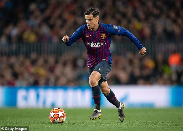 Chelsea 'want Philippe Coutinho to replace Eden Hazard