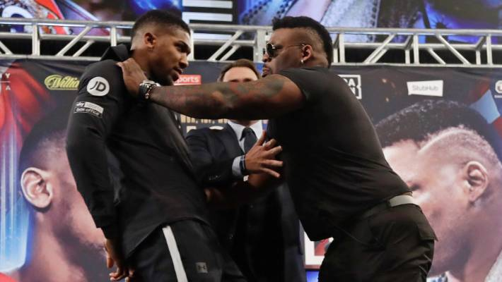 BREAKING! Joshua vs Miller fight might not hold as 'Big baby' fails drug test