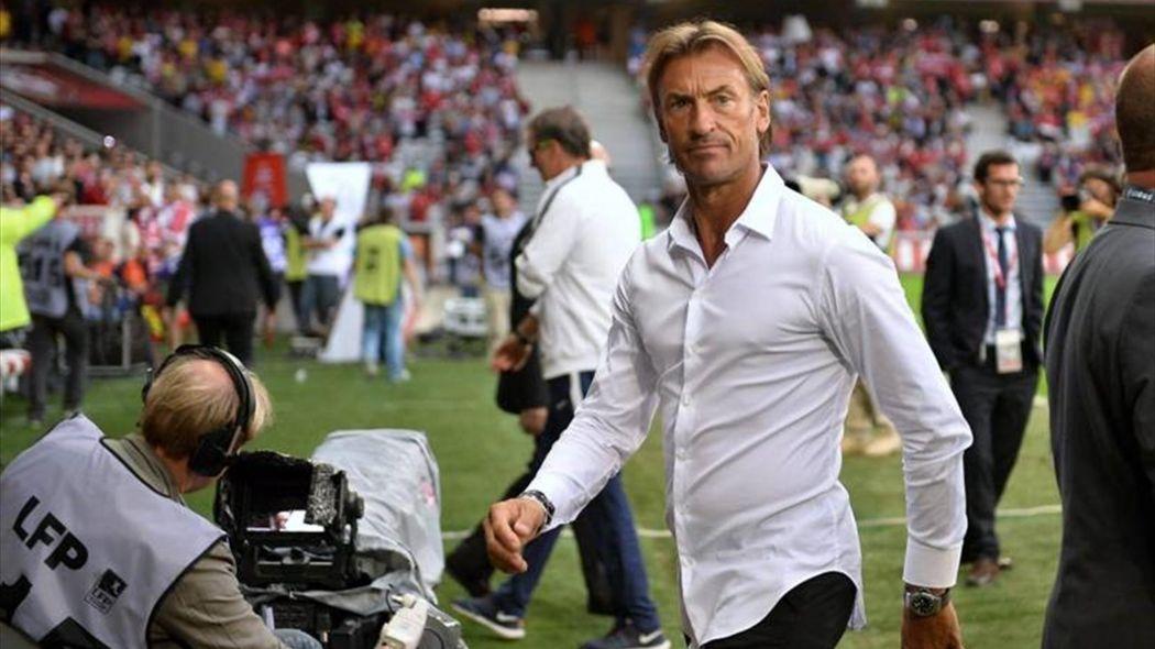 Renard fit go back to club coaching