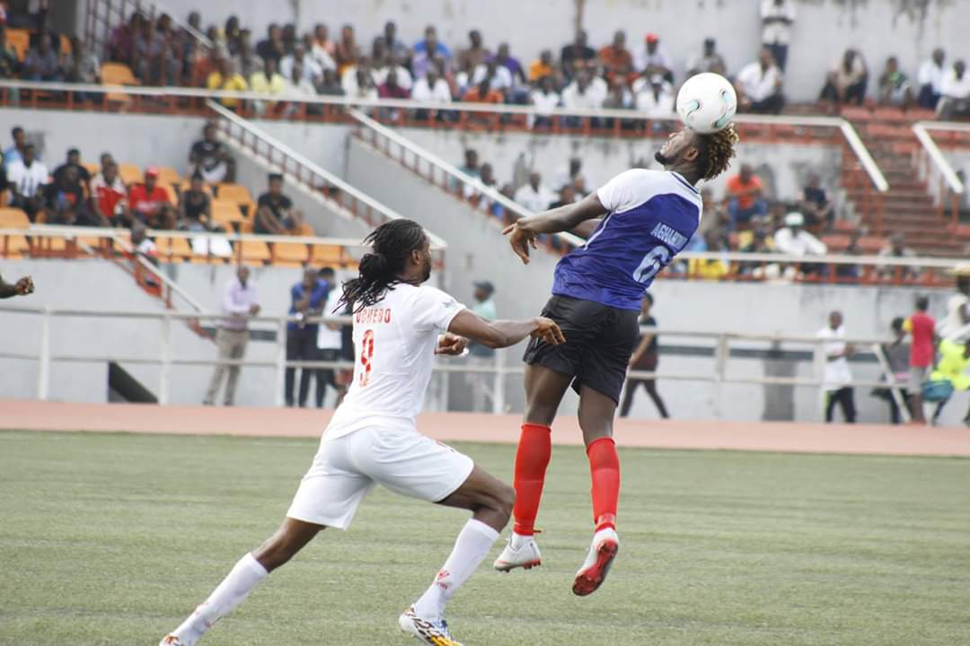 Lobi Stars held Rangers to a draw at the Cathedral