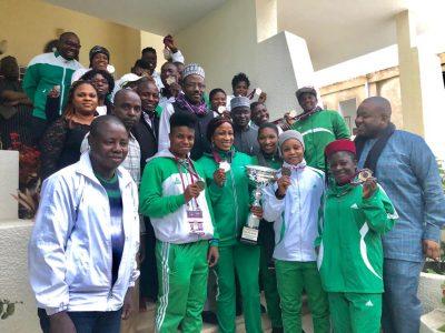 Nigeria Wrestling