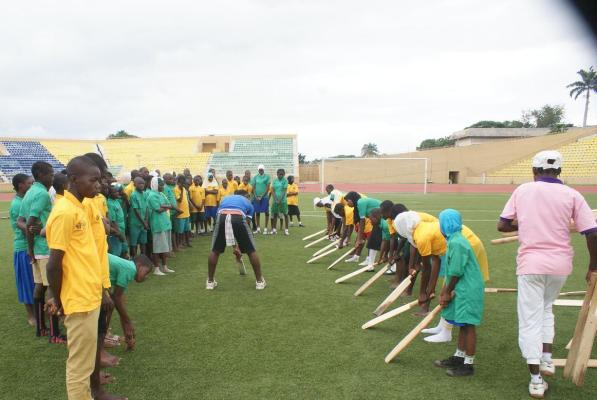 Former NCF Chief Anosike advocates regional tourney to further develop Cricket in Nigeria