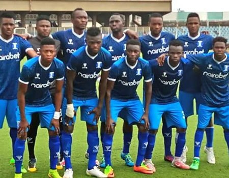 3SC Chief Balogun says stars have no excuse not to gain NPFL promotion