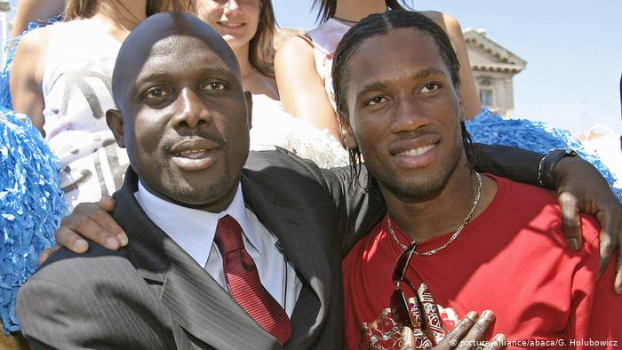 Weah, Drogba, others for Ambode's farewell match
