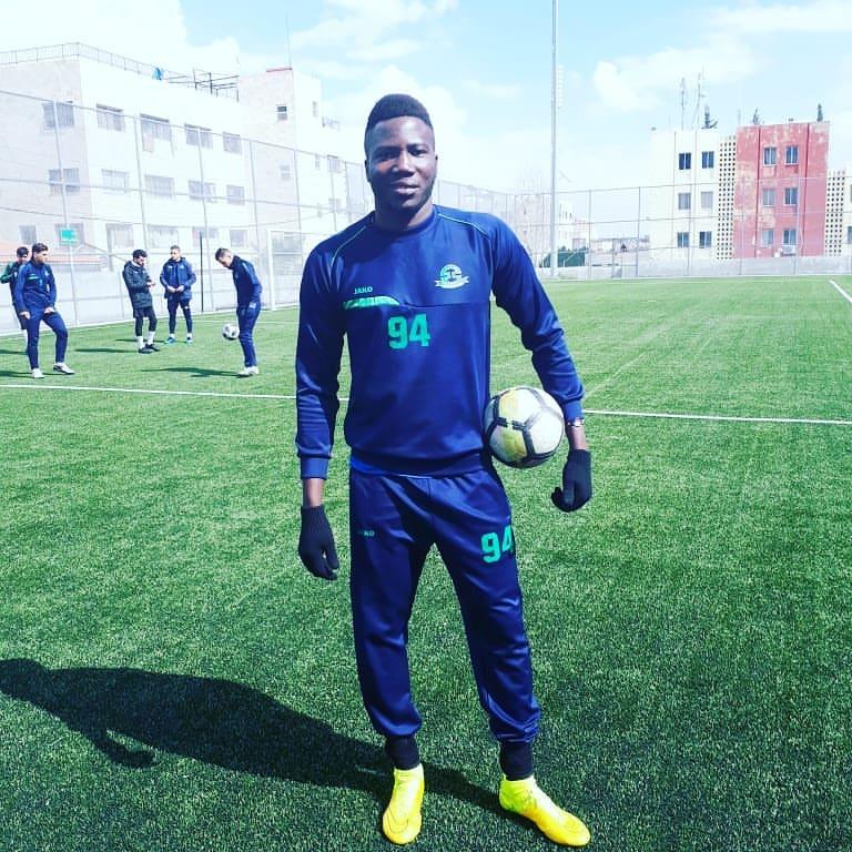 Adebayo Nurudeen set to dump Jordanian league