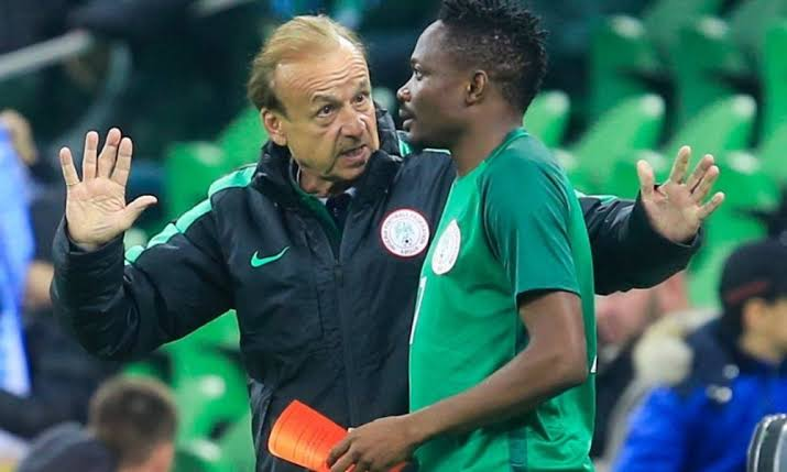 Rohr, Musa react to Super Eagles AFCON 2019 Group