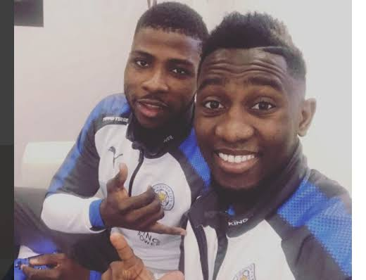 Ndidi, Iheanacho nominated for Leicester City's player of the year awards