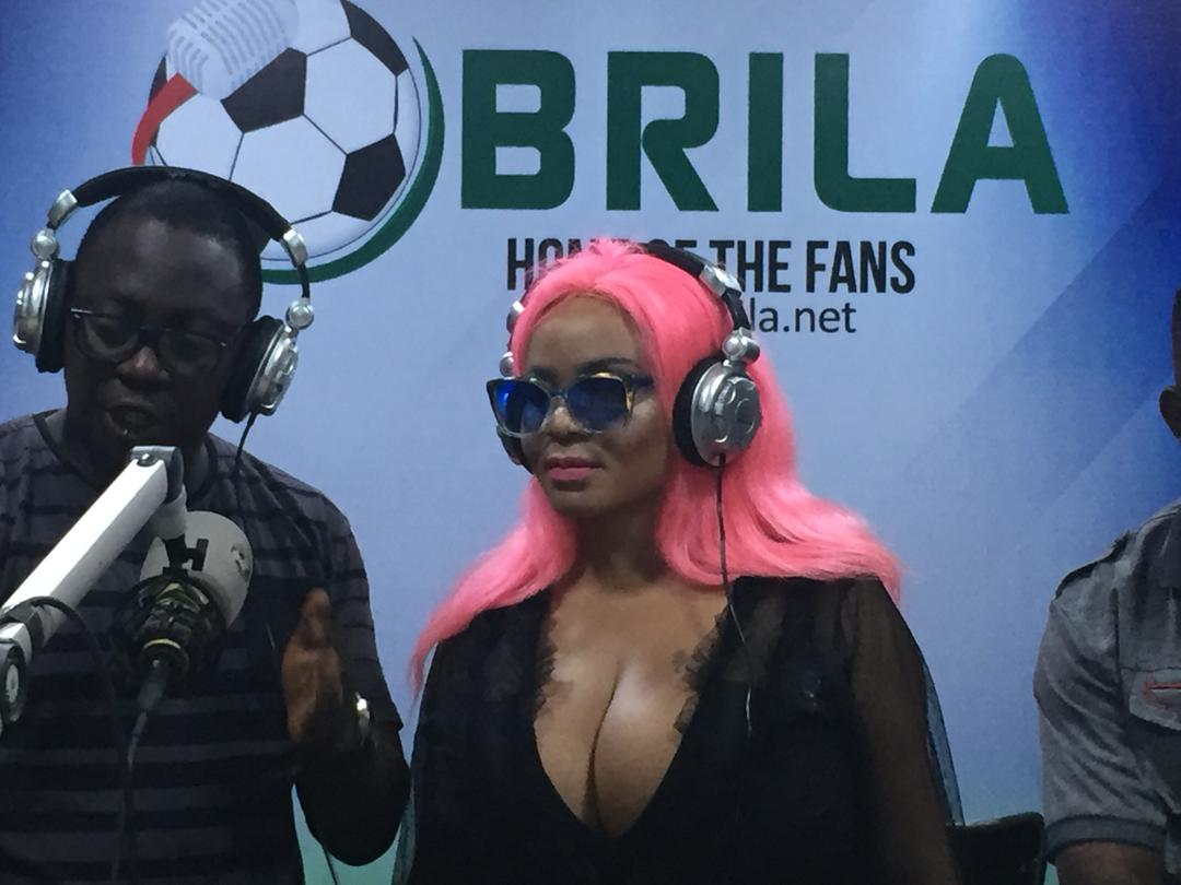 Cossy Orjiakor says Man United can beat Barcelona at Camp Nou