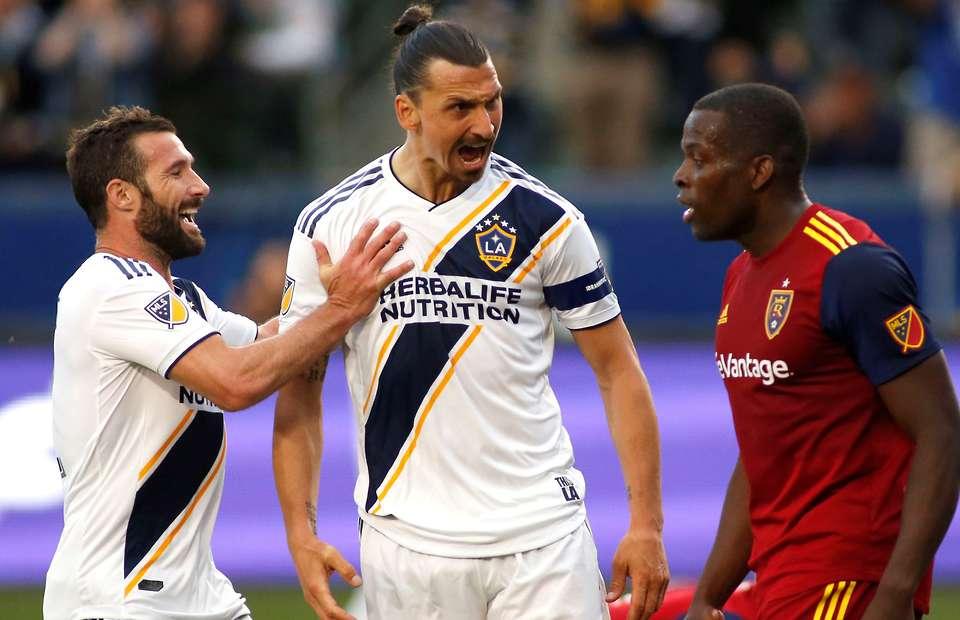 Nedum Onuoha slams Ibrahimovic after MLS clash