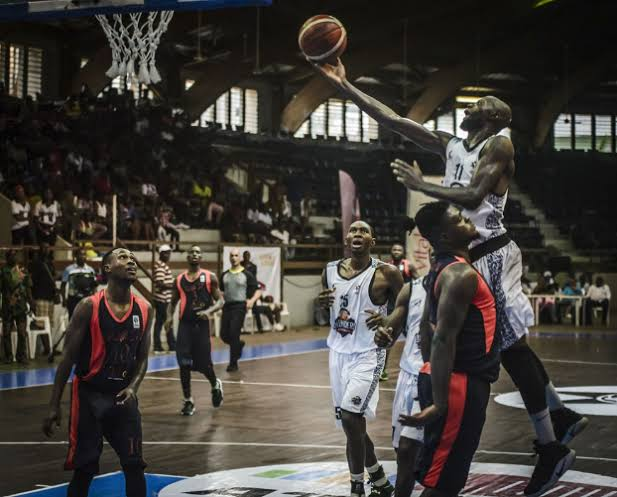 ABL: Pressure is on them! Okpe revs up mind games ahead of decisive second-leg against AS Sale