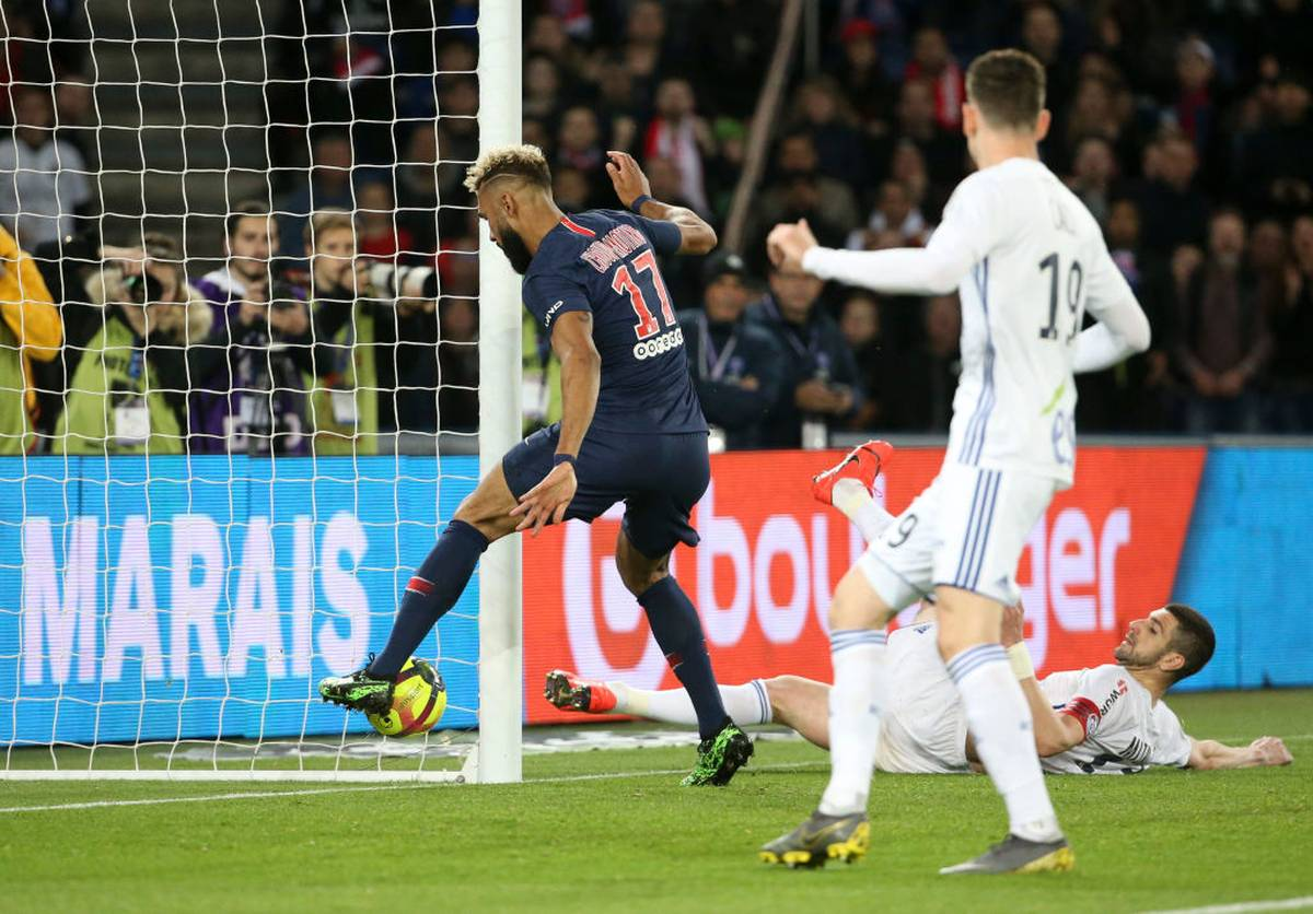 Mbappe puts out a message of support to Choupo-Moting