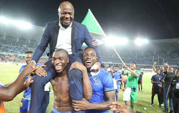 2019 AFCON: We are 'not afraid' of facing Nigeria, says Tanzania Boss Amunike