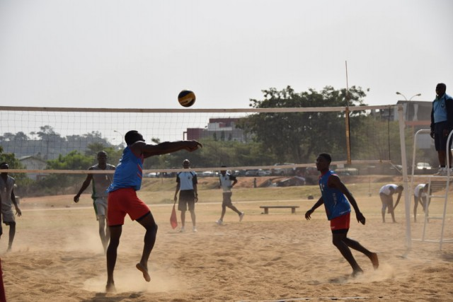 2019 Africa Beach Volleyball Cup: Morocco to face Rwanda in the men's final