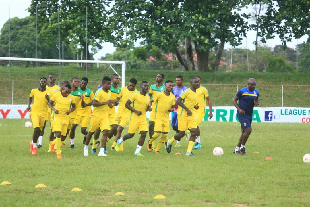 Insurance coach Ogbe ready for Possible NNL resumption