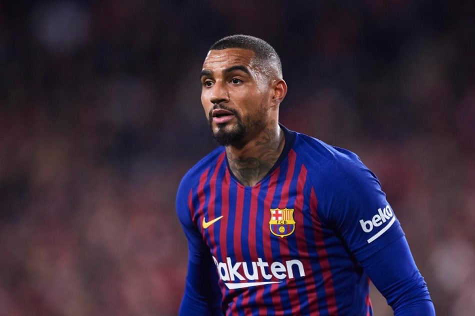 I failed with my motivation – Kevin Prince Boateng