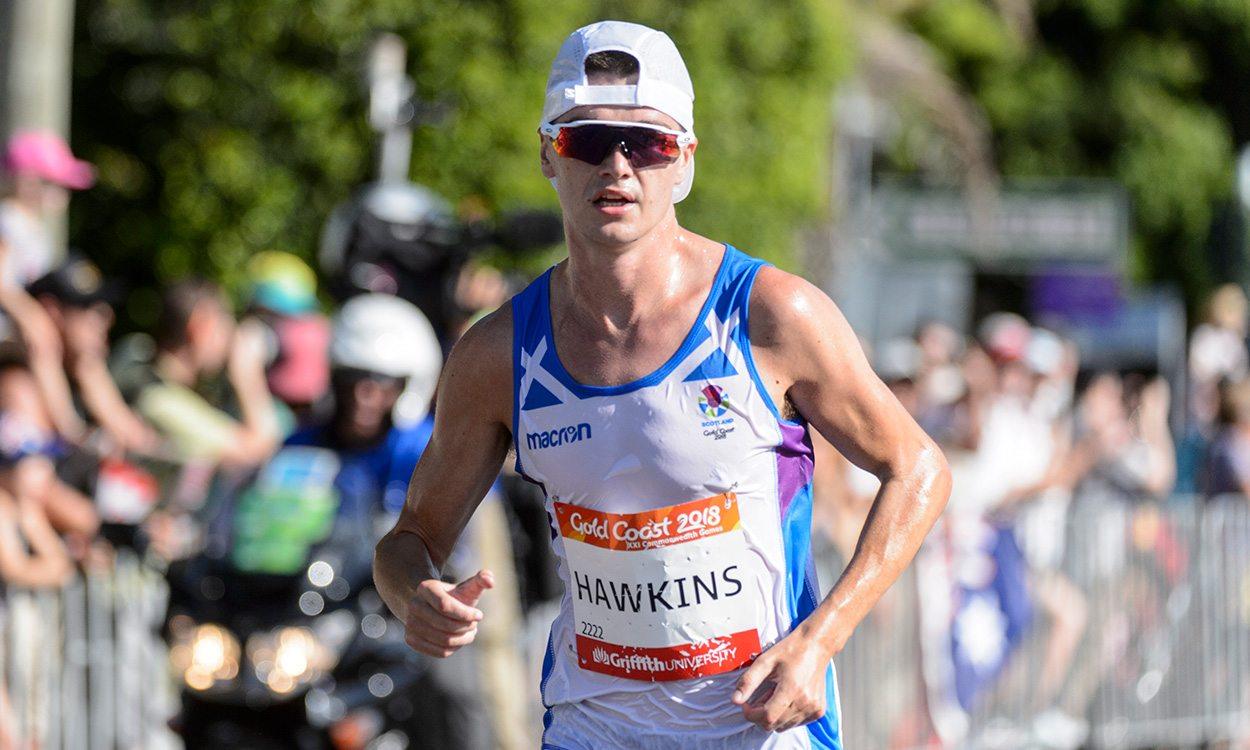 Marathoner Callum Hawkins racing to first medals after past misfortunes
