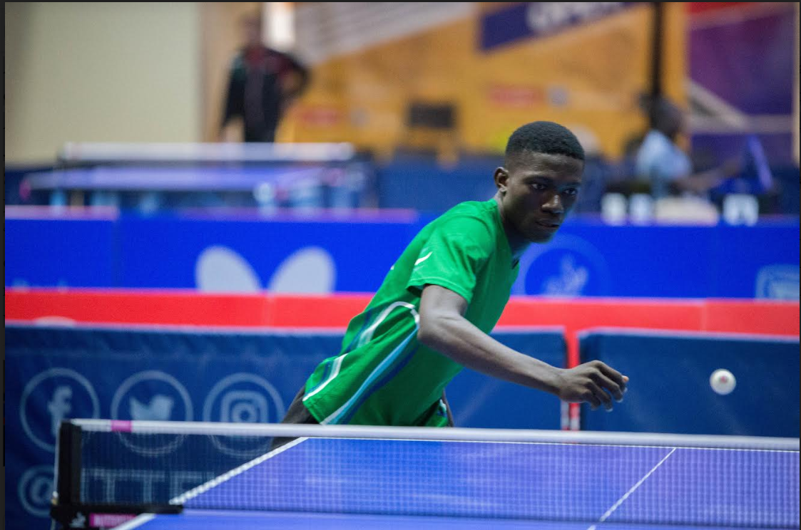 Team Nigeria Tennis captain Solanke excited with victorious outing at the ATTF Junior championship