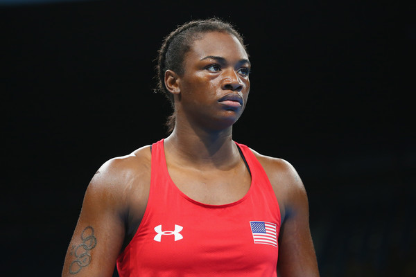 Meet Claressa Shields, the undisputed women's middleweight Champion