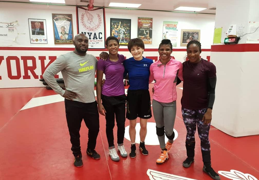 2019 Nigeria Wrestling exploits excite Coach Akuh Purity