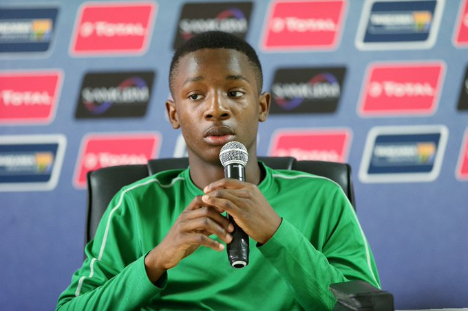 Eaglets ready to bag world cup ticket against Angola, says midfielder Akande