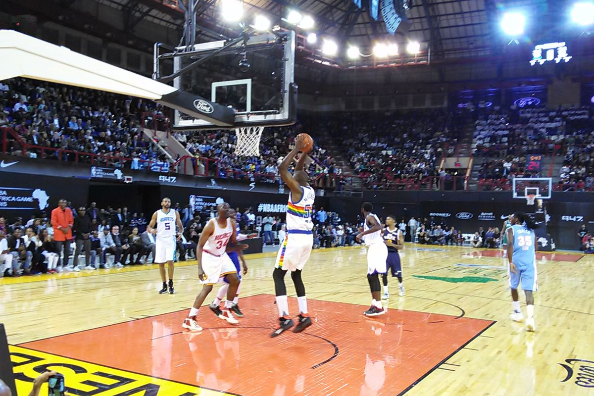NBA and FIBA to Launch New African Basketball League