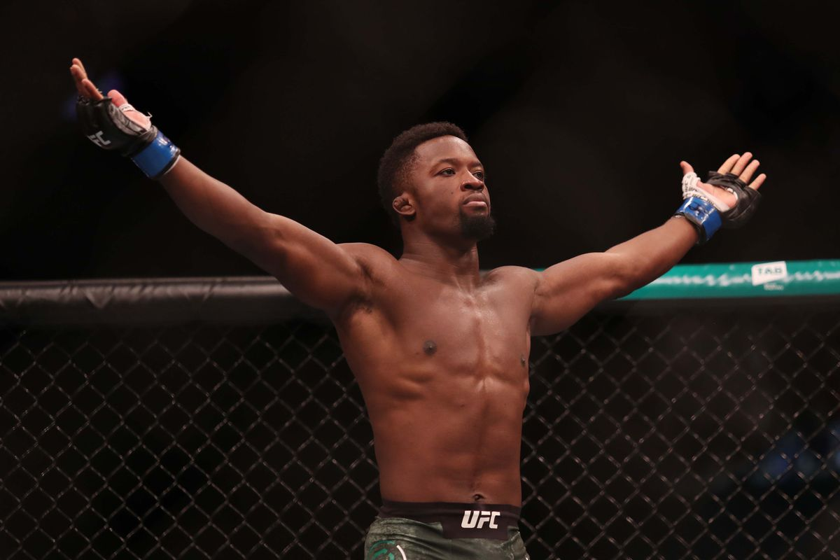 UFC's Sodiq Yusuf takes pride in his Nigerian roots and wants to give back to people back home