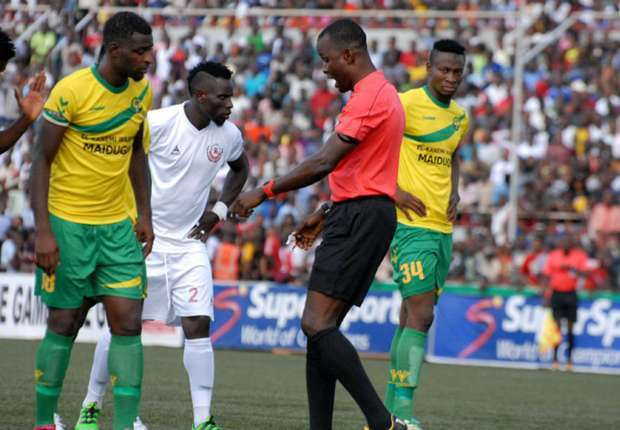 Sani Abbani downplays El Kanemi's  5-1 loss to Nasarawa United