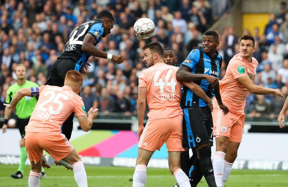 Dennis Bonaventure Joins Amochachi In Club Brugge's History Books!