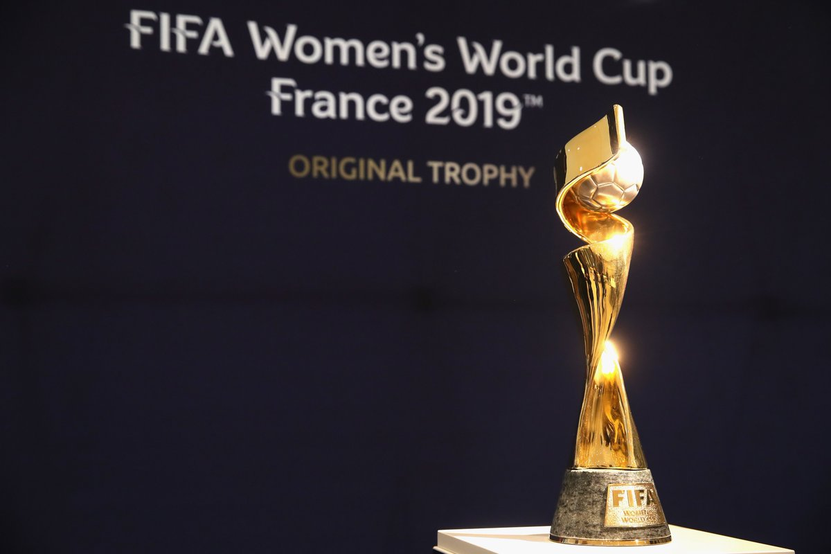 Danjuma says FIFA women's world cup trophy tour can inspire Nigeria