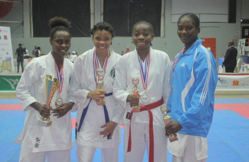Karate Kid! Godfirst Samson Conquers Nigeria Again, eyes African and World Championships