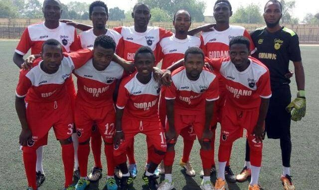 NNL: How Kano State Govt. bailed Giodano FC out